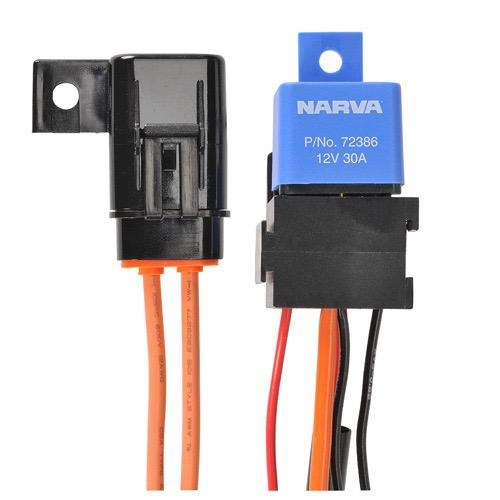 Narva 12V Driving Light & Light Bar Harness