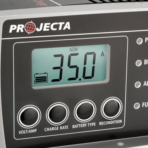 Projecta 12V Automatic 50 Amp 5 Stage Battery Charger