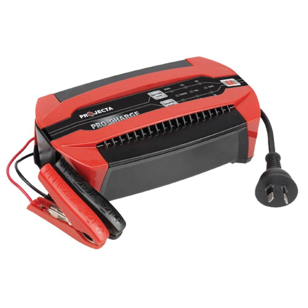 Projecta 12V Automatic 8A 6 Stage Battery Charger