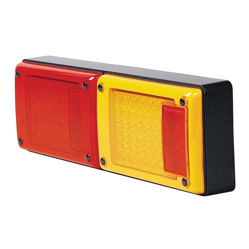 Hella Jumbo LED Double Module Stop/Rear Position/Rear Direction Indicator Lamp