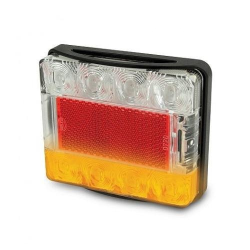 Hella LED Stop/Rear Position/Rear Direction Indicator Lamp - 12V DC