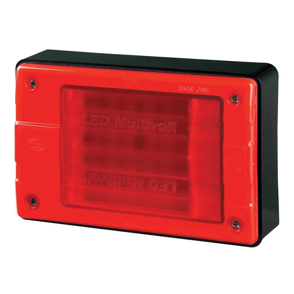 Hella Designline LED Module Stop /Rear Position Lamp - Horizontal
