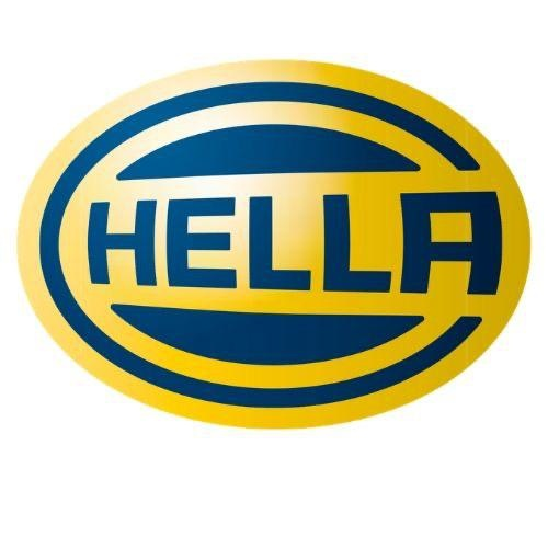 Hella Backing Plate - Spare Part to suit P/No 2128LED & 2128
