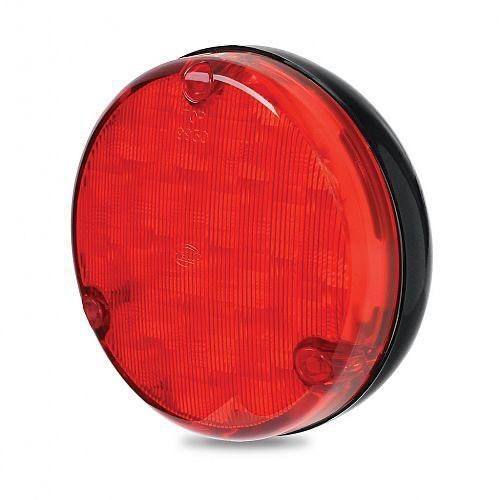Hella 110mm Round LED Stop/Rear Position Lamp