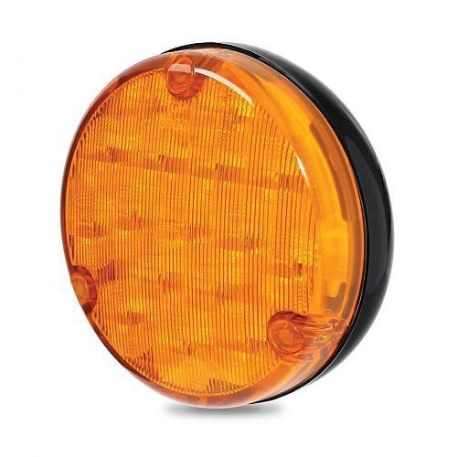 Hella 110mm Round LED Rear Direction Indicator Lamp