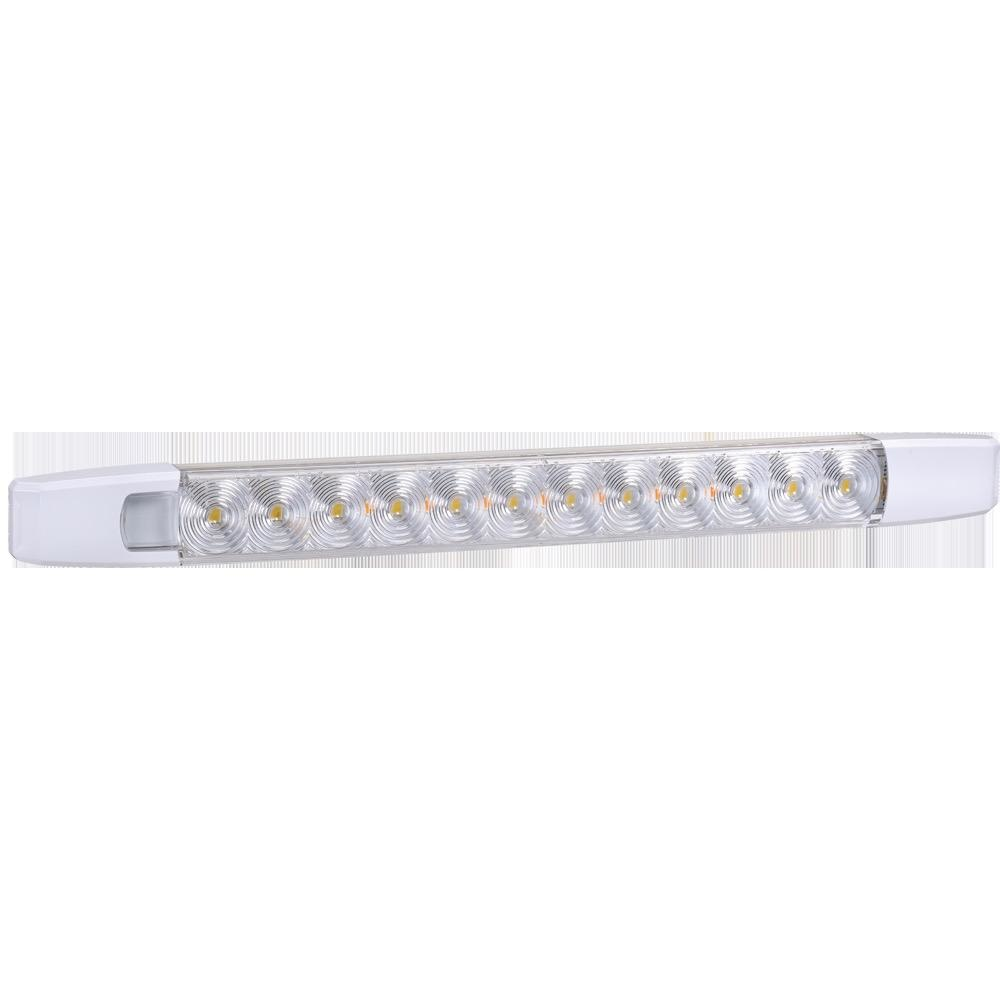 Narva 12V Dual Colour L.E.D Strip Lamp (White/Amber)
