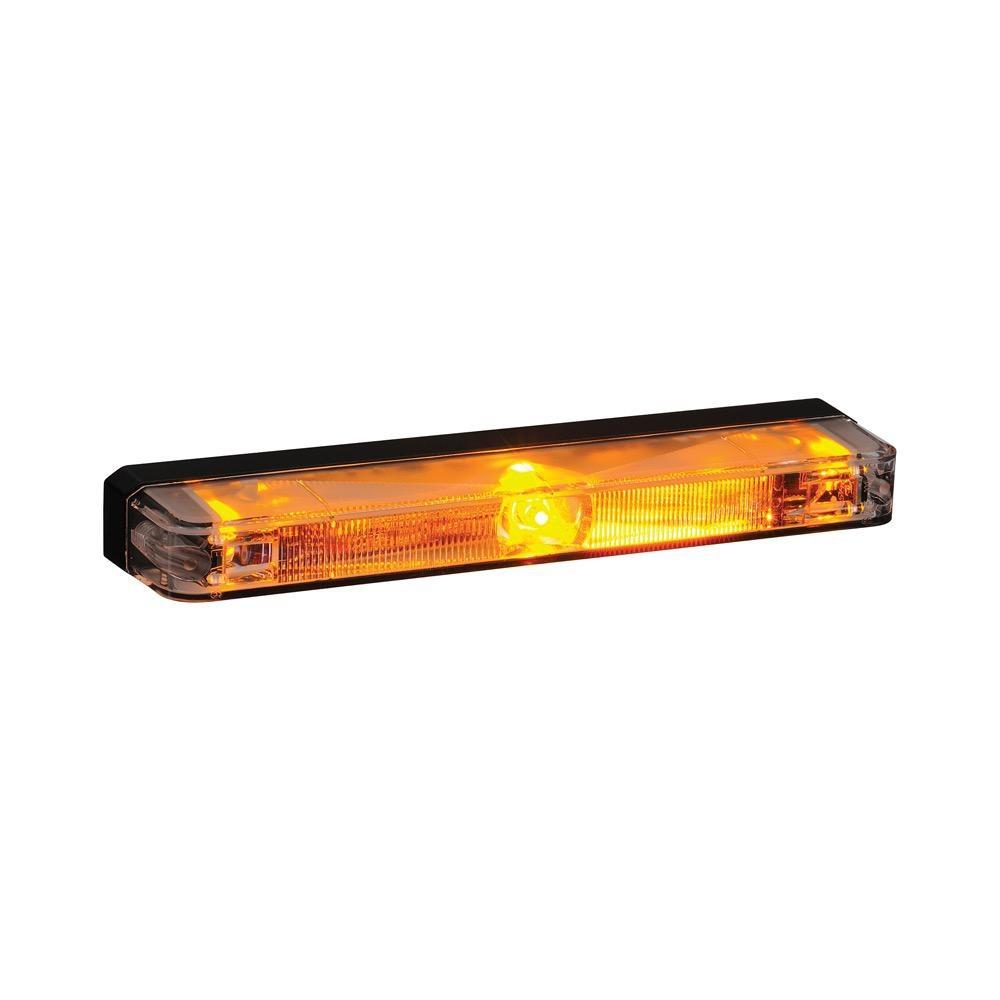 Narva 12/24V L.E.D Warning Lamp 3 x 1W L.E.Ds w/ 12 Flash Patterns