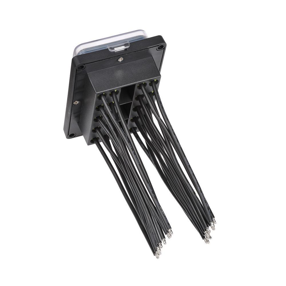 Narva 10-Way Weatherproof Standard ATS Blade Fuse Box