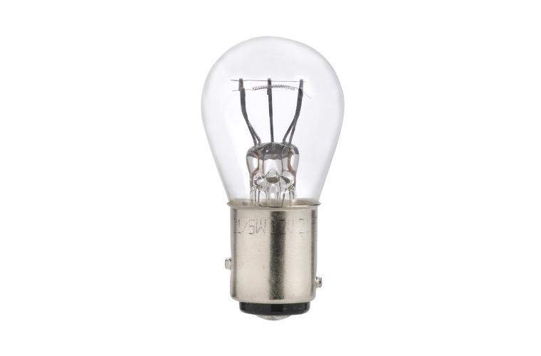 Narva 12V 21/5W Bay15D Heavy-Duty Bulb - Pack of 10