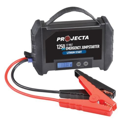 Projecta 1250A Lithium Start 12V Emergency Lithium Jumpstarter