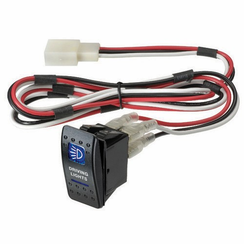 Narva Heavy Duty (4WD) Panel Mount Switch - 12 Volt only