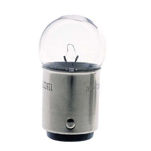 Hella Rear Position, Marker and Clearance Lamp Globe - Double Contact, 24V, 5W