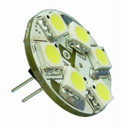Marine LED Solutions G4 6 LEDs Back Pins 10-30V DC