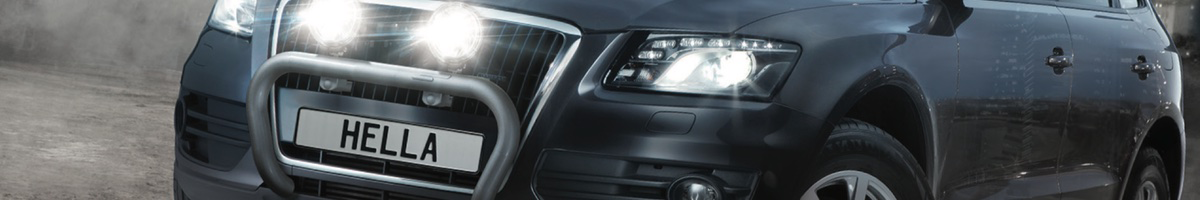 Driving & Fog Light Accessories