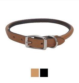 "Coastal Pet Products Coastal Collar 1108 Leather Tan 1""x24"""