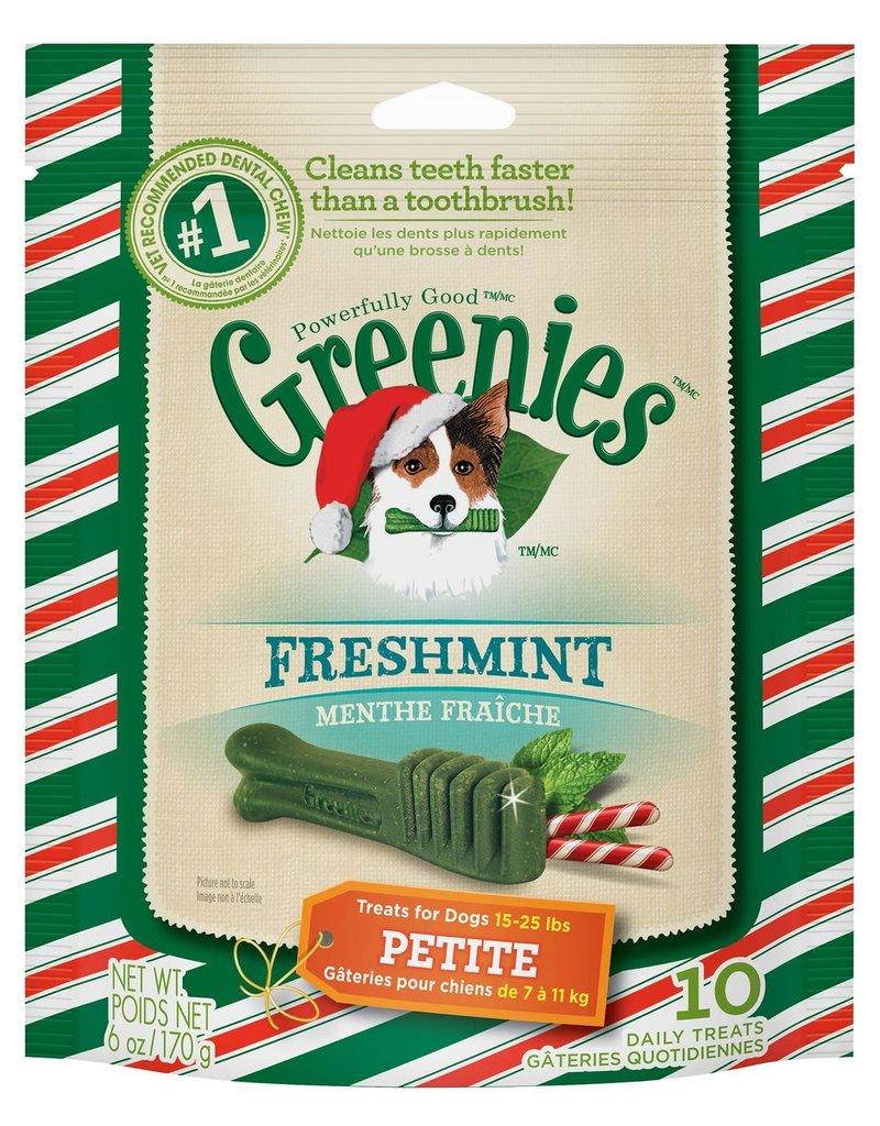 Greenies Freshmint Seasonal Petite 6oz
