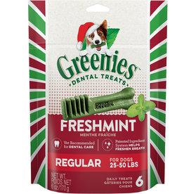 Greenies Freshmint Seasonal Regular 6oz