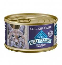 Blue Buffalo Wilderness Chicken Cat 5.5oz