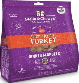 Stella & Chewy's Freeze Dried Turkey Cat 3.5oz