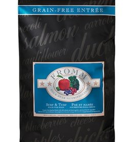 Fromm Four-Star Surf & Turf Grain Free 26 lbs