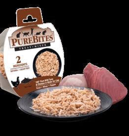Pure Bites Treat Mixer Tuna & Chicken Breast 1.76oz