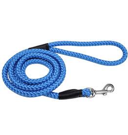 Coastal Pet Products Coastal Rope Leash Blue Lagoon 6'