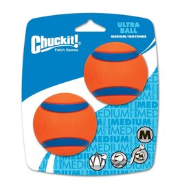 Chuckit Ultra Ball Medium 2pk