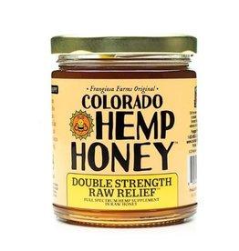 Colorado Hemp Honey Double Strength Raw Relief Jar 6oz