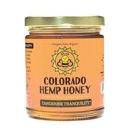 Colorado Hemp Honey Tangerine Tranquility Jar 6oz