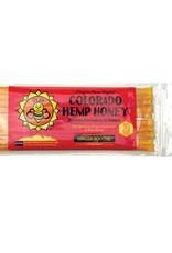 Colorado Hemp Honey Single Stick Ginger Smooth