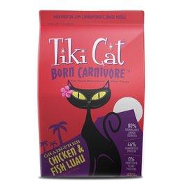 Tiki Cat Born Carnivore Chicken & Fish Luau 2.8lbs