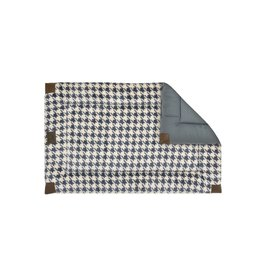 """Tall Tails Reversible Classic Bed Houndstooth 30""""x19"""" Medium"""