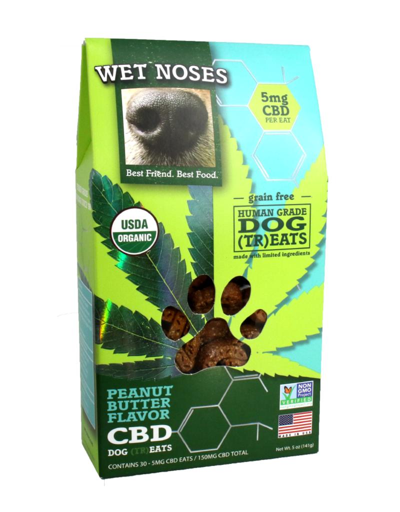 Wet Noses Pumpkin CBD Treats 5oz