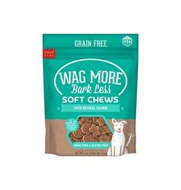 Cloud Star Wag More Bark Less Grain Free Soft Chews Salmon 5oz