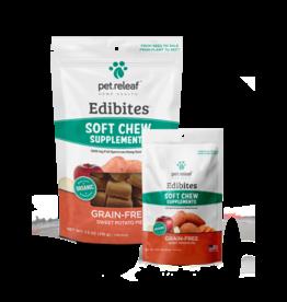 Pet Releaf Edibites Sweet Potato Pie Trial 2.25oz