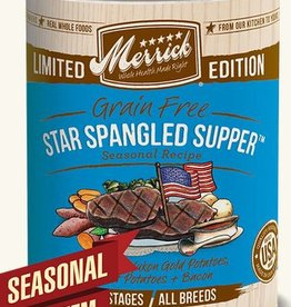Merrick Star Spangled Supper 12.7oz