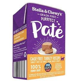 Stella & Chewy's Purrfect Pate Turkey 5.5oz