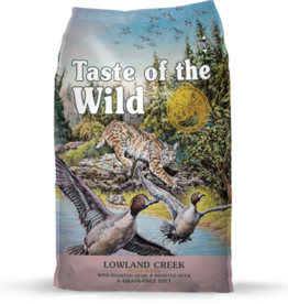 Taste Of The Wild Lowland Creek Quail & Duck Feline 5lbs