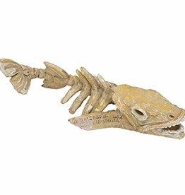 Penn-Plax Inc Jurassic Barracuda Skeleton Ornament Mini