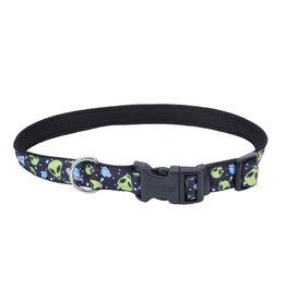 "Coastal Pet Products Coastal Designer Alien Collar 1"" M"
