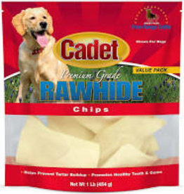 IMS Trading Rawhide Chips Assorted Flavor 2lbs