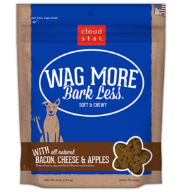 Cloud Star WMBL Soft & Chewy Bacon Cheese & Apple 6oz