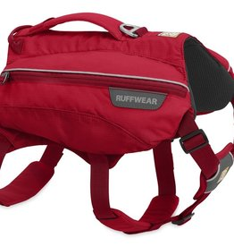 Ruffwear Singletrak Pack Red Currant Large/XLarge