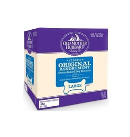 WellPet OMH Large Assorted Biscuit 20lbs