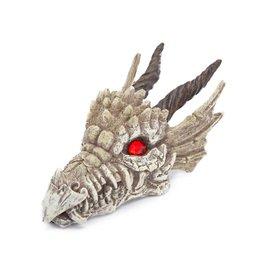 Penn-Plax Dragon Skull Gazer 3in