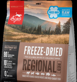 Tall Tails Orijen Dog Freeze Dried Regional Red 16oz