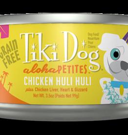 Tiki Dog Chicken Huli Huli 3.5oz