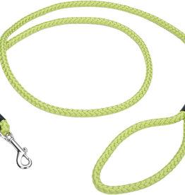 Coastal Pet Products Coastal Rope Leash Lime 6'
