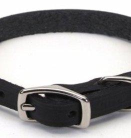 "Coastal Pet Products Coastal 3/8"" Oak Collar BLACK 10"""
