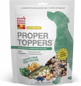 The Honest Kitchen Proper Toppers GF Fish 14 oz